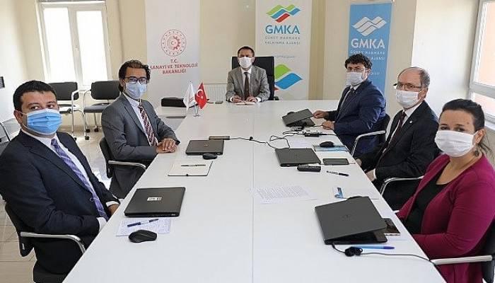 Vali Aktaş, GMKA Yatırım ve Projeleri Hakkında Brifing Aldı