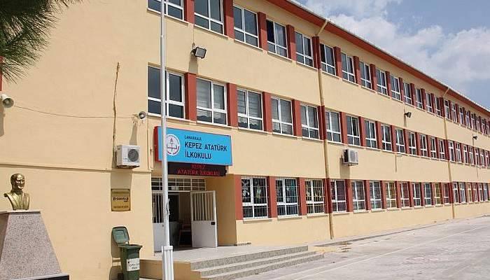 Kepez Belediyesi, Okulları Yeni Eğitim Yılına Hazırlıyor