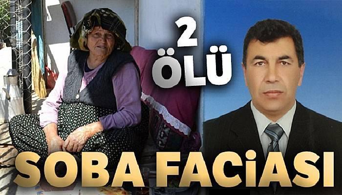 Adana'da soba faciası: 2 ölü