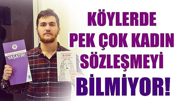 Yazar Yavaş, İzmir Katip Çelebi Üniversitesi Kadın Kulübü'nün söyleşisine katıldı