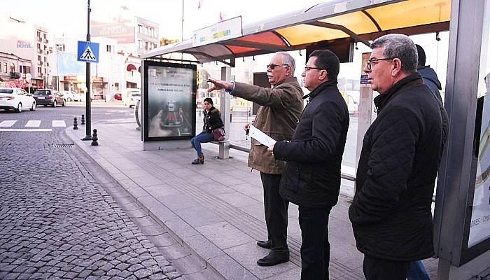 İskele Meydanında Otobüs Cebi Yapma Çalışmaları Başlıyor