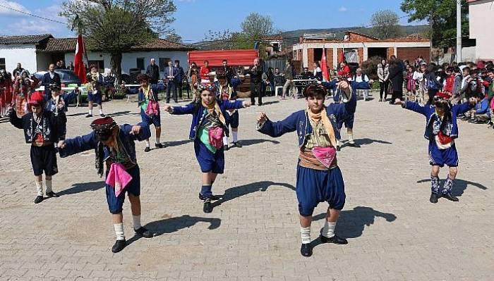 Taşıma Kapsamına Alınan Köylerde 23 Nisan Coşkusu