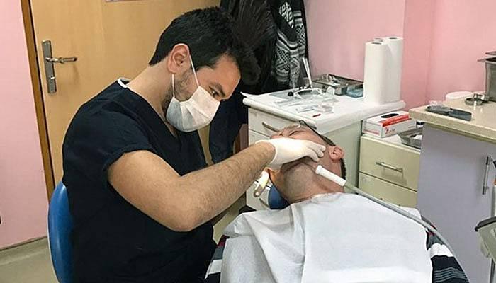 Ağız ve Diş Sağlığı Merkezinden bir ilk
