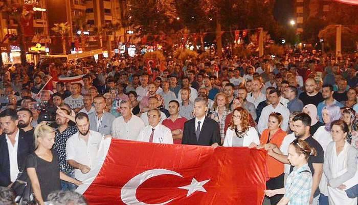 Turan'dan Çanakkale MHP Teşkilatına Teşekkür