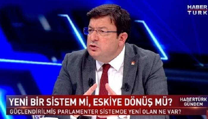 'Bugün Türkiye'nin Yaşadığı Başkanlık Değil'