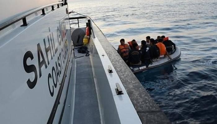 11 mülteci yakalandı (VİDEO)