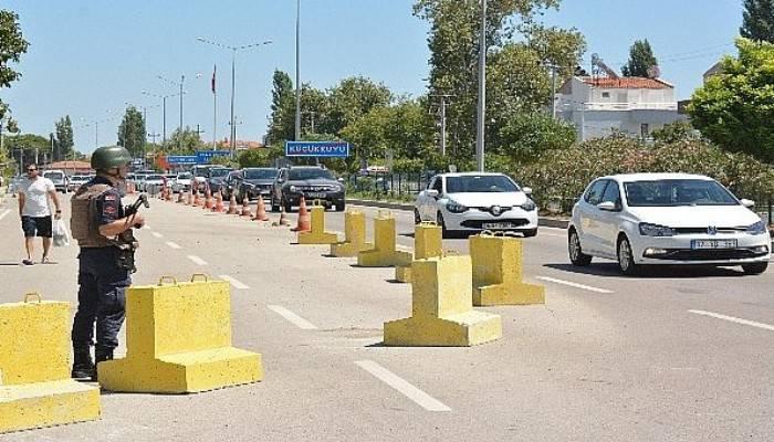 Yollarda sıkı trafik denetimleri