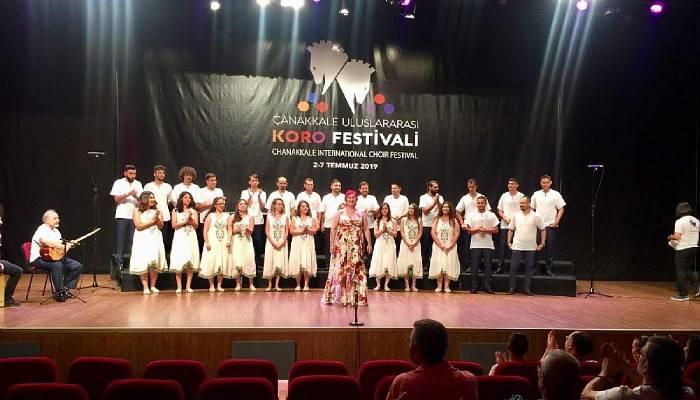 PAÜ Çocuk Korosu Uluslar Arası Festivalde 3. Oldu