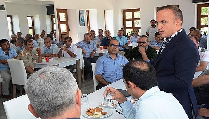 """""""Muhtarlarımız, millet tarafından seçilmiş birer elçidir"""" (VİDEO)"""