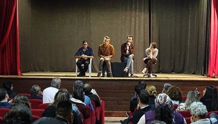 Bozcaada'da 1. Tenedos Tiyatro Festivali sona erdi (VİDEO)