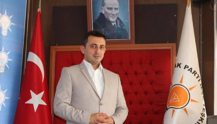 AK Parti Biga İlçe Başkanı Hasan Sepici'den 18 Eylül Mesajı