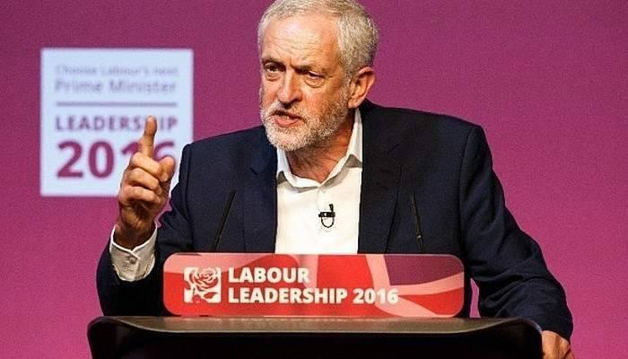 Jeremy Corbyn, yeniden İşçi Partisi Genel Başkanı
