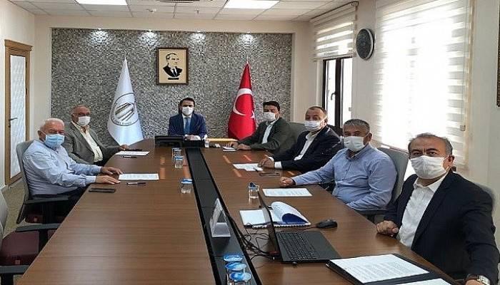 GESTAŞ Yönetim Kurulu Toplantısı gerçekleştirdi