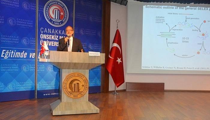 4. Uluslararası Biyosensör Kongresi Yapıldı