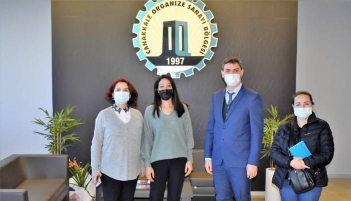 İŞKUR'dan OSB Ziyareti
