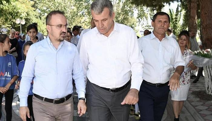 TURAN'DAN KARABİGA'YA DOĞALGAZ MÜJDESİ