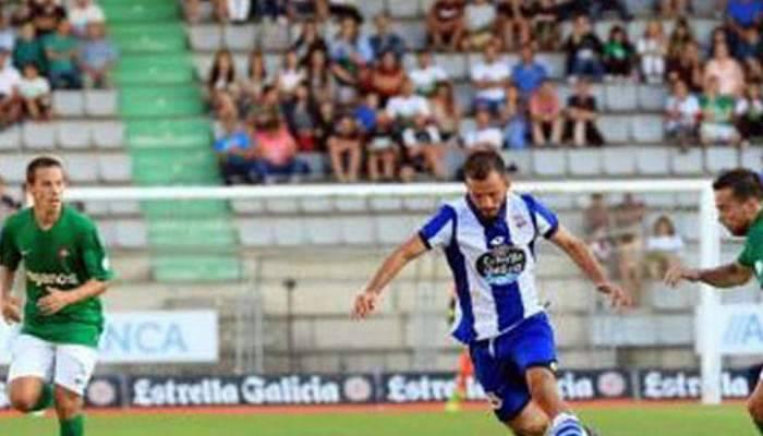 Emre Çolaklı Deportivo kazandı