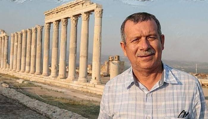 Prof. Dr. Şimşek Laodikeia'daki son gelişmeleri anlattı