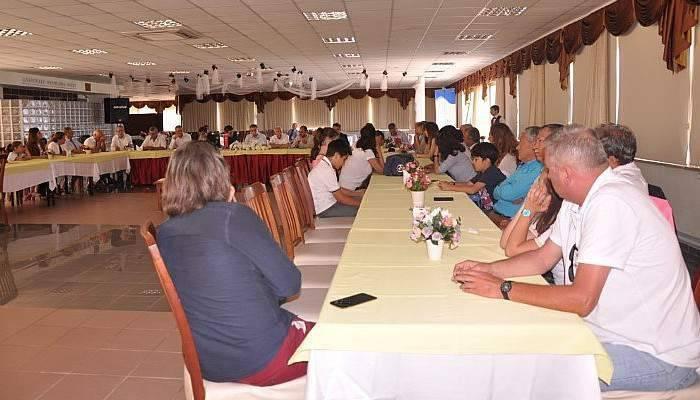 Danışma Komisyonu 2. Toplantısı Yapıldı