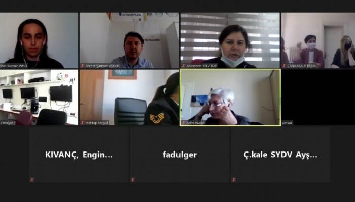 Engellilerin Ruh Sağlığı Hakkında Proje Toplantısı