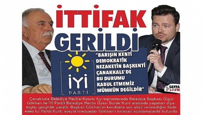 Belediye Meclisi İttifakı Gerdi!