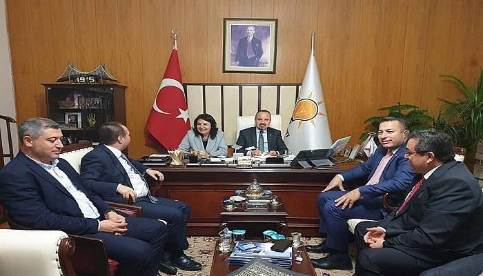 """""""Biz Ankara'nın değil Çanakkale'nin milletvekiliyiz"""""""