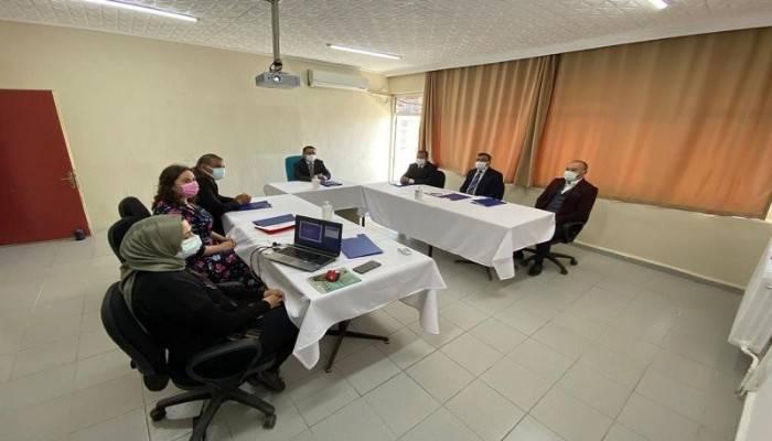 Çan ve Yenice'de koronavirüs değerlendirme toplantısı
