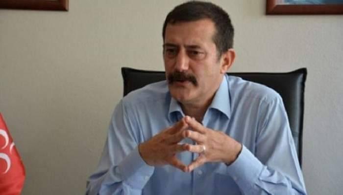"""""""Türk Milletine hayırlı olsun""""?"""