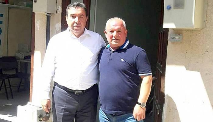 Erdil'den Bilecik ASKF'ye ziyaret