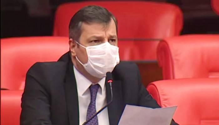 Milletvekili Ceylan; 'Yer Altı Suları da mı Satıldı?'