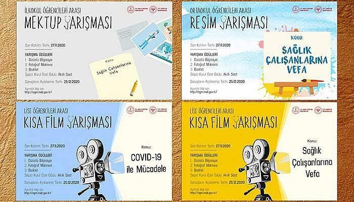 Türkiye Genlinde Yapılan Yarışmada Mansiyon Ödülü Aldı