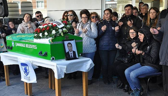 Mustafa Kurt son yolculuğuna uğurlandı