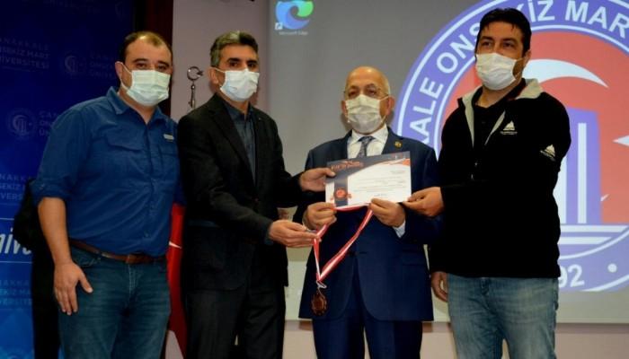 TÜBİTAK'tan 200 bin TL'lik hibe almaya hak kazandılar
