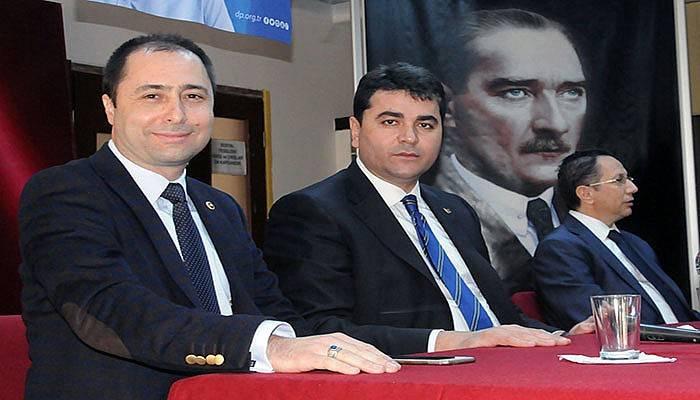 DP Genel Başkanı Uysal, Çanakkale'de konuştu (VİDEO)