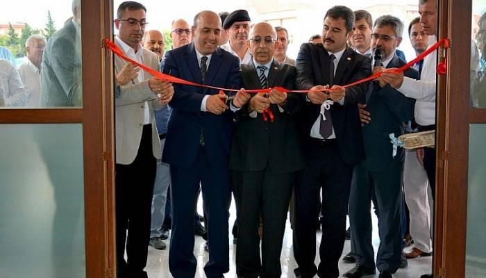 Biga Ağaköy Yerleşkesi Camii Açılışı Gerçekleşti