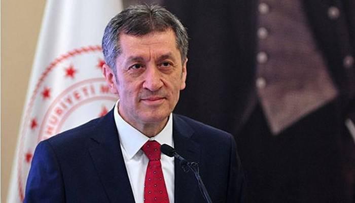 Milli Eğitim Bakanı Ziya Selçuk'tan açıklamalar