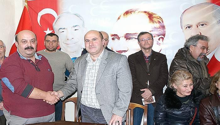 CHP'den MHP'ye kuruluş yıldönümü ziyareti