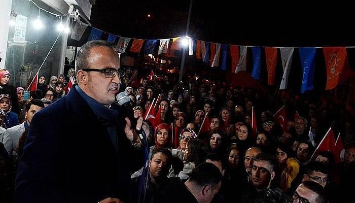 Turan, Başbakanın Gençlere Yazdığı Mektupları Teslim Etti (VİDEO)