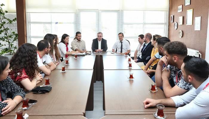 Trakya Üniversitesi, Balkan üniversiteleri ile ikili ilişkilerini geliştirmeyi sürdürüyor