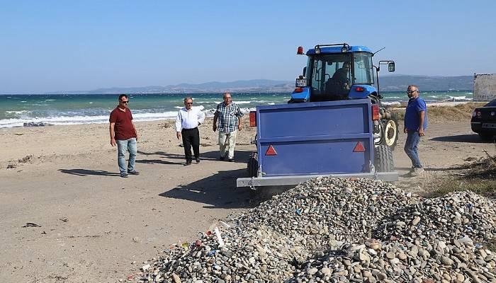 Gelibolu plajları artık daha temiz olacak!