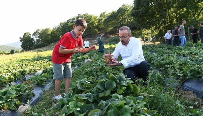 Turan'dan Çiftçiler Günü Mesajı