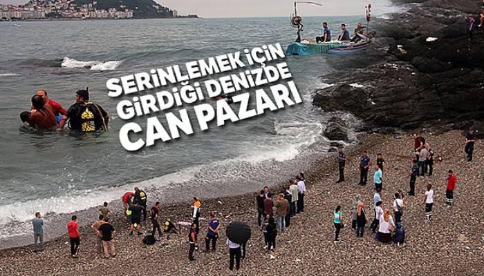 Denizde can pazarı !