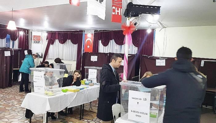 CHP Delege Seçimleri İsmetpaşa Mahallesi İle Devam Etti
