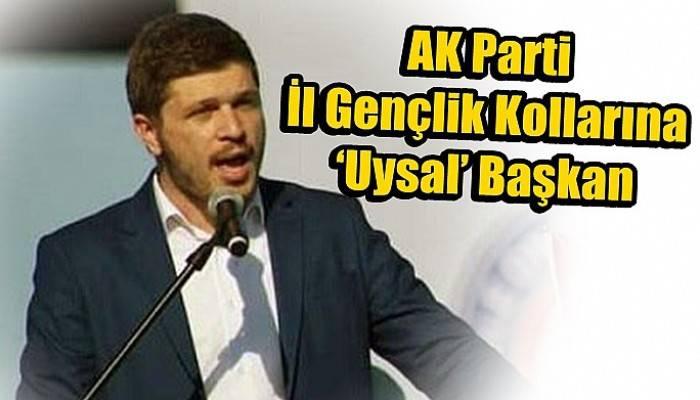 AK Parti İl Gençlik Kollarına 'Uysal' Başkan