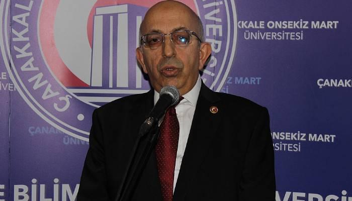 """""""Hedef Araştırma Üniversitesi sıfatı kazanmak"""""""