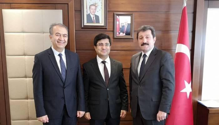 Kilitbahir Yatırımları, Altyapı Yatırımları Genel Müdürü Eyigün'e Aktarıldı