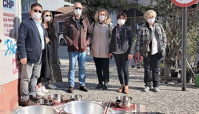 'Tencere Boş' eylemi Eceabat'ta sürdü