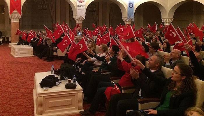 102. Yılda Şarkılarla Türkülerle Çanakkale
