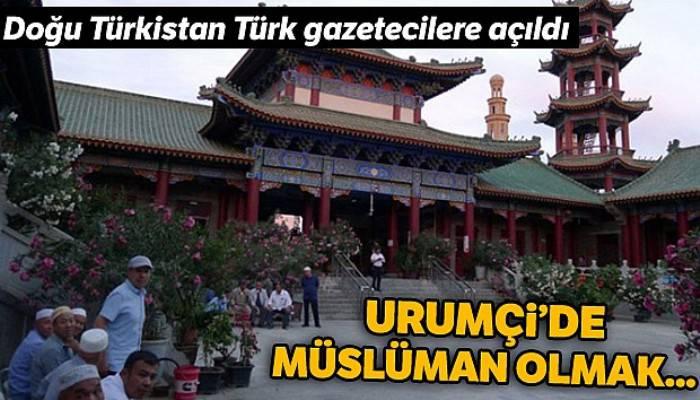 Urumçi'de Müslüman olmak