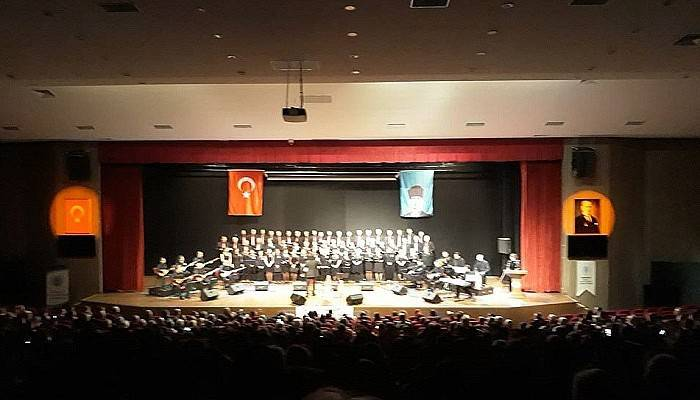 ÇASEMDER'den muhteşem konser
